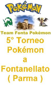 5° Torneo Pokémon a Fontanellato